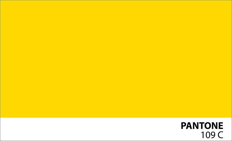 Meet Pantone 109 The Minibrew Signal Color Minibrew
