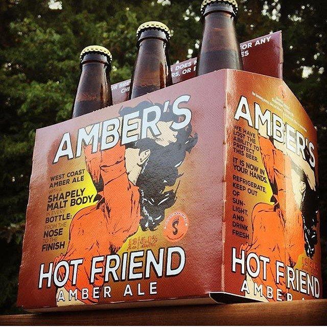 Ambers Hot Friend
