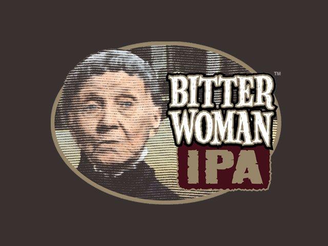 Bitter Woman