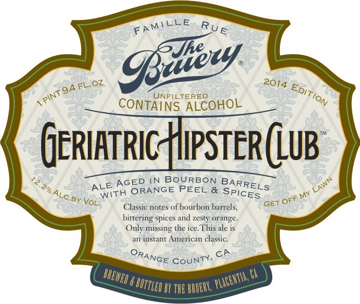 Geriatric Hipster Club
