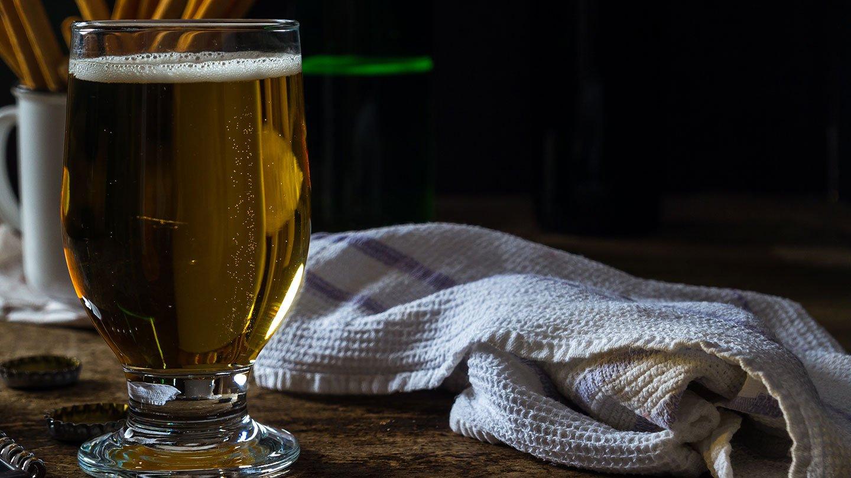 beer left