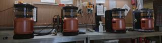 EB1 simultaneous brewing