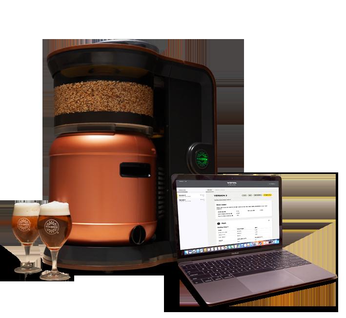 Brew Portal