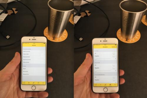 MiniBrew Brew App