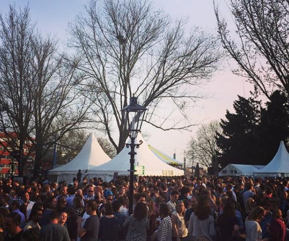 Lentebock festival