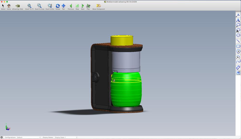 MiniBrew CAD 3D