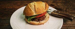 Stout Hamburger MiniBrew