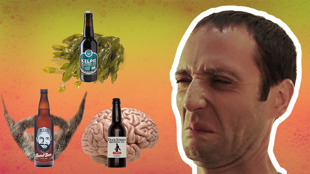 Top 21 Craziest and Weirdest Beers