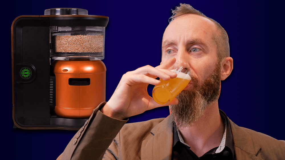 What Experts Think About MiniBrew
