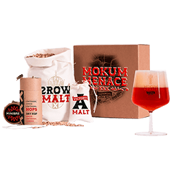 minibrew beer brew pack ingredient kit