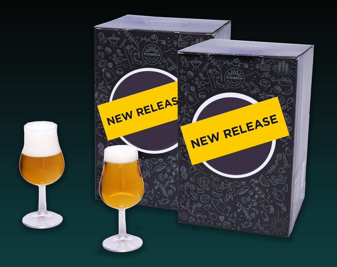 New brewpacks