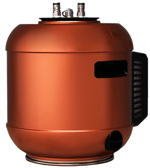 minibrew portable keg