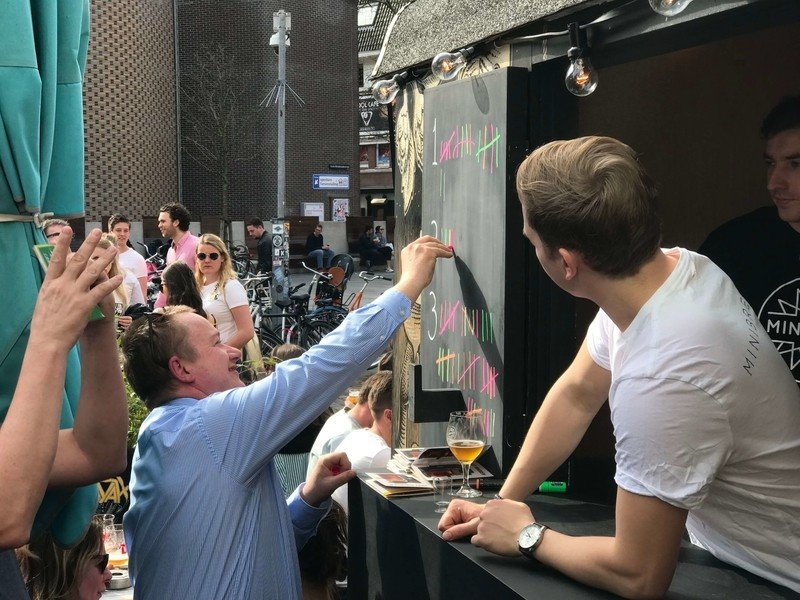 Streekbier festival voting